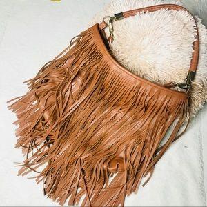 Boho Chic Fringe Tassel Bag